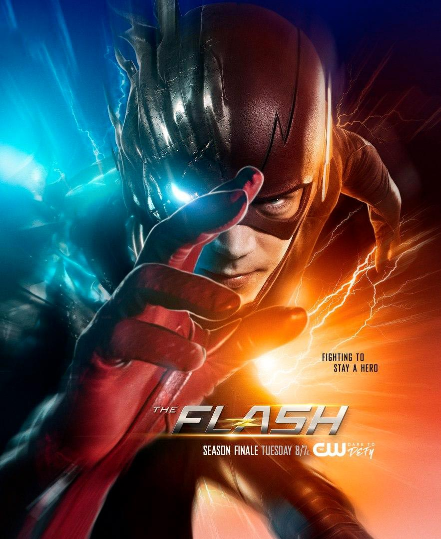 Poster Flash (2014)