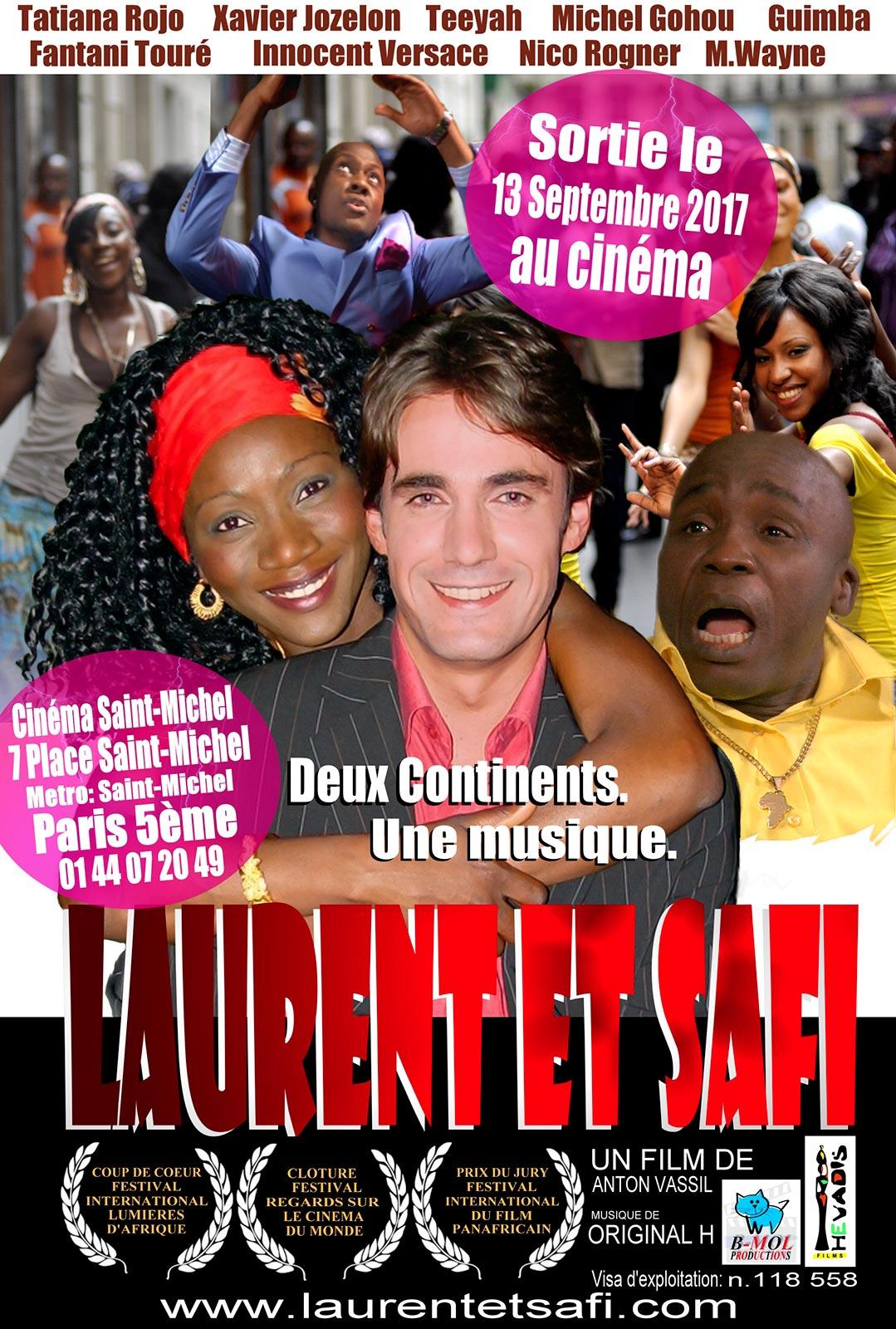 Laurent et Safi