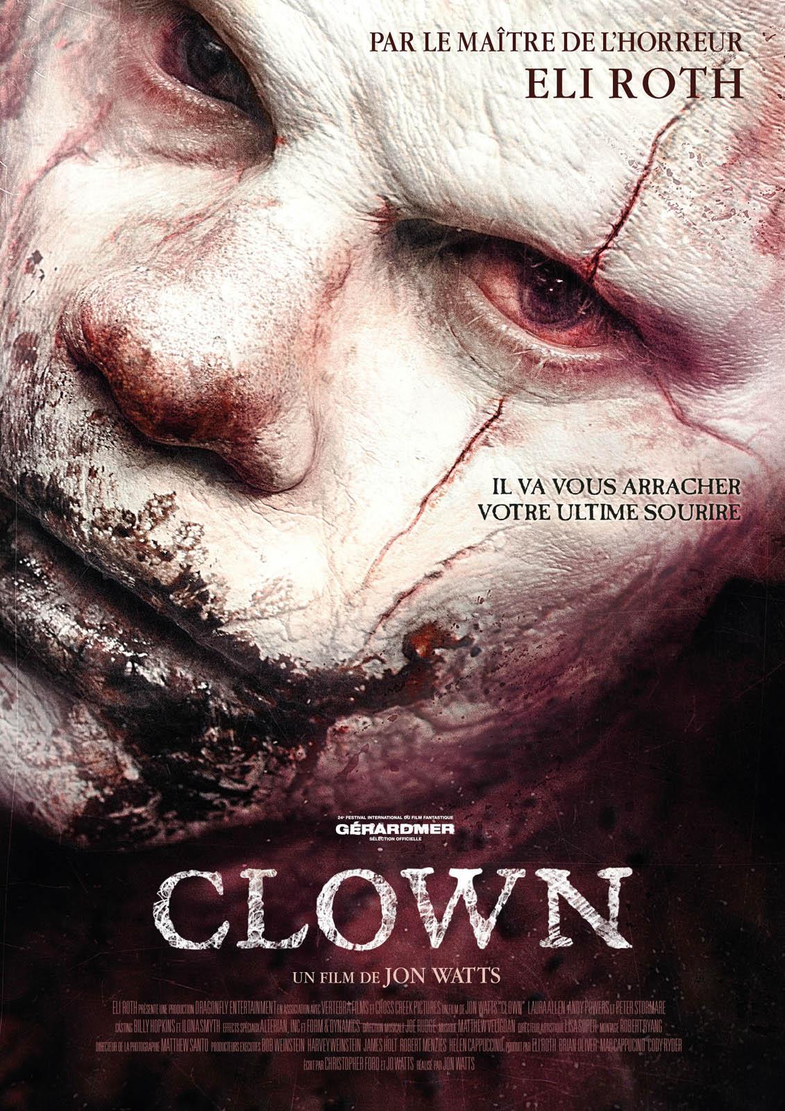 clown film 2014 allocin233