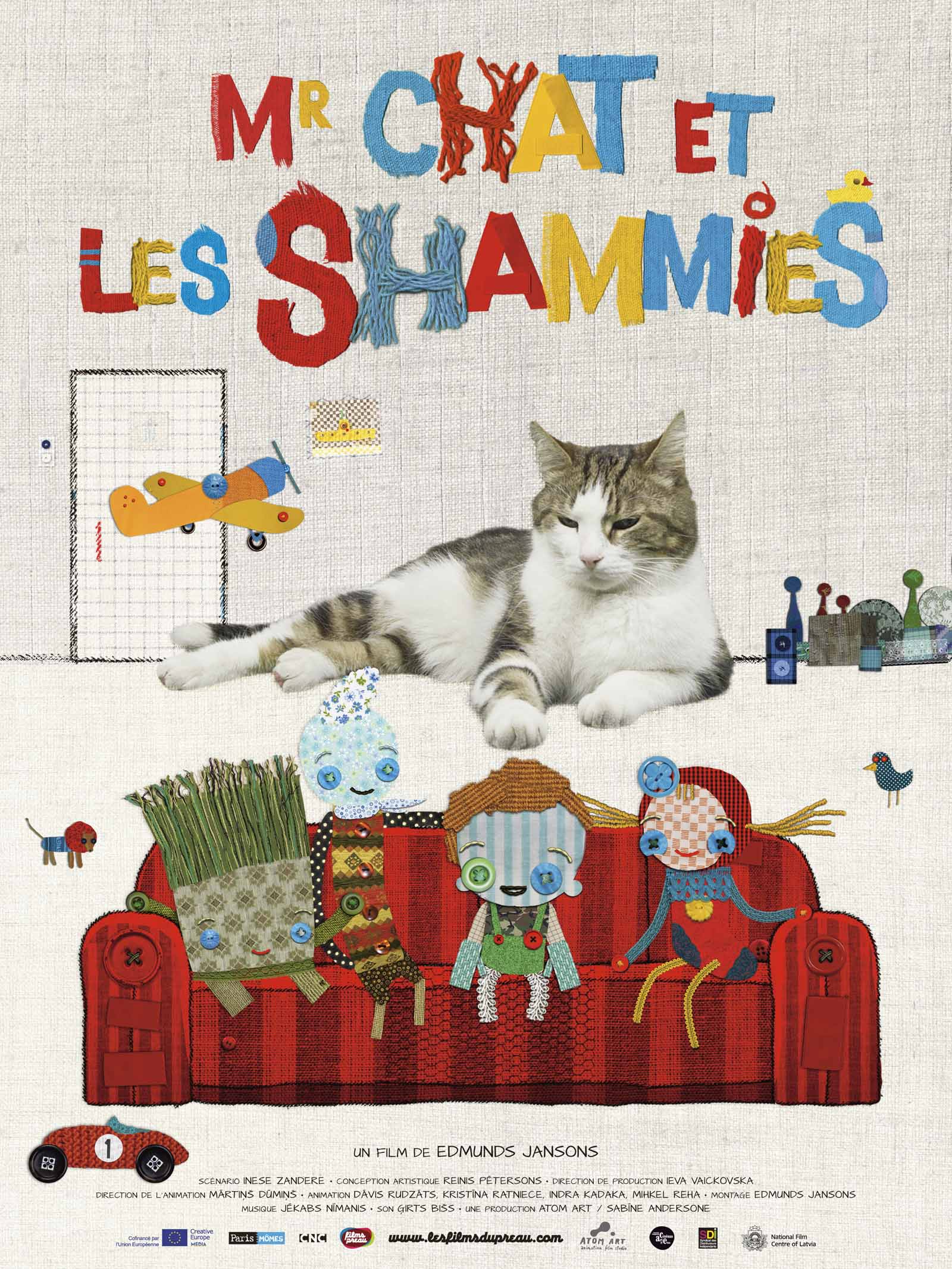 Mr Chat et les Shammies