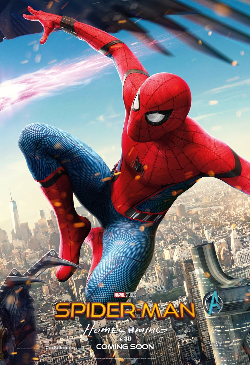 Affiche du film spider man homecoming affiche 8 sur 13 - Image spiderman ...