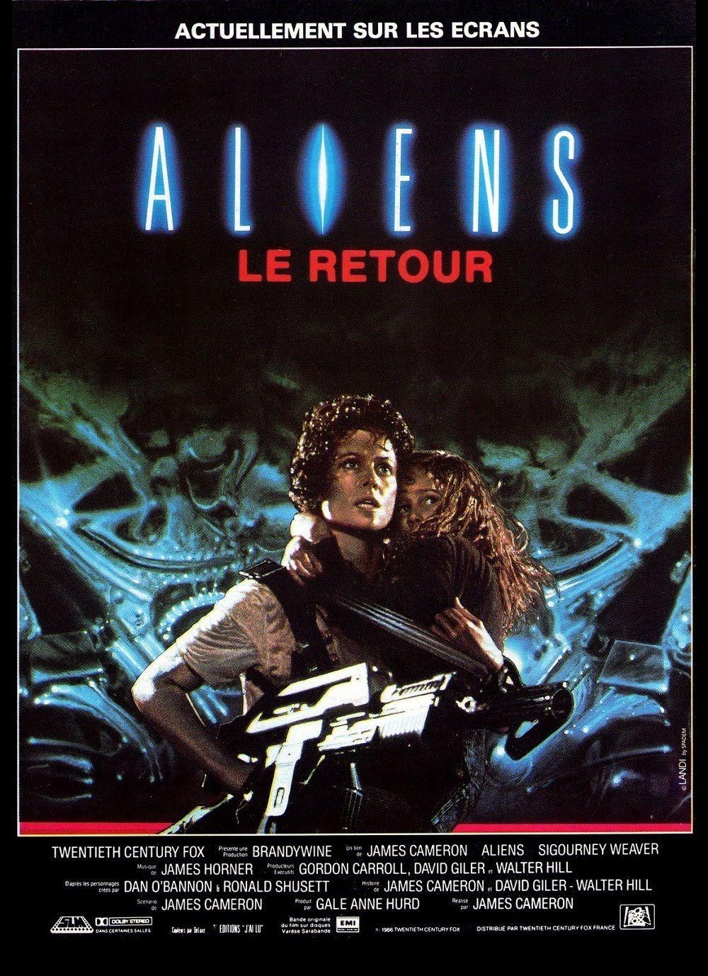 Aliens le retour - film 1986 - AlloCinu00e9