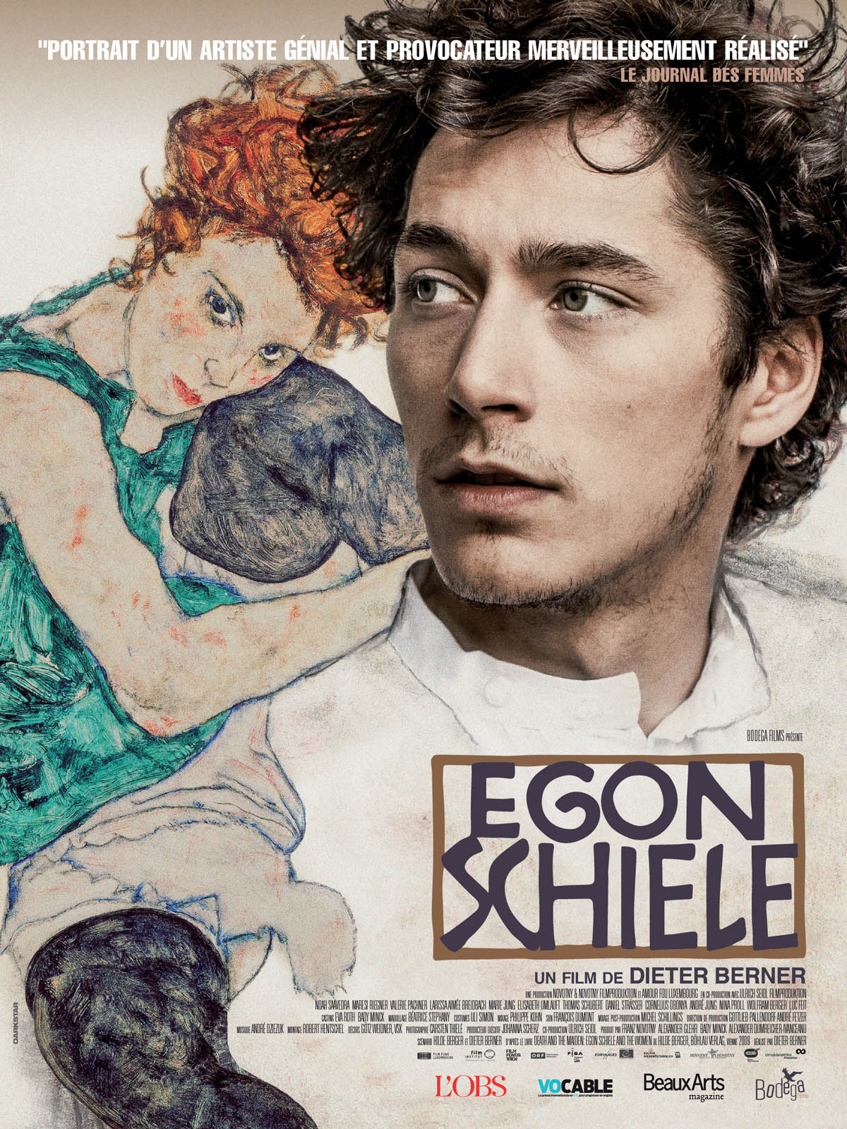 Egon Schiele Streaming 720p French