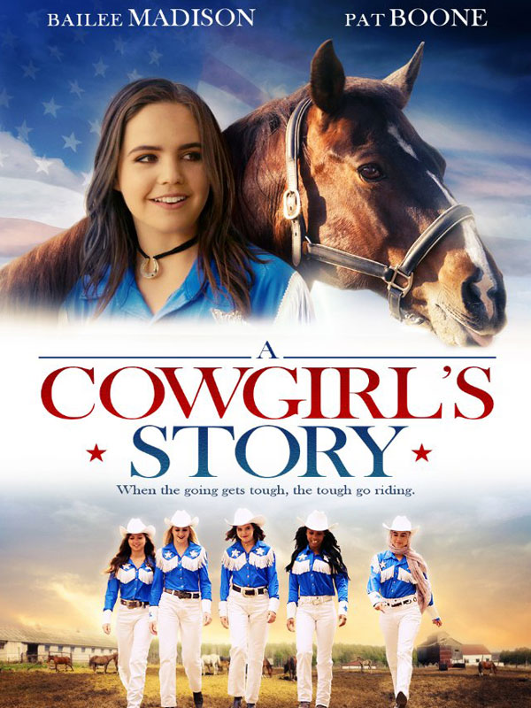 A Cowgirl's Story DVDRIP