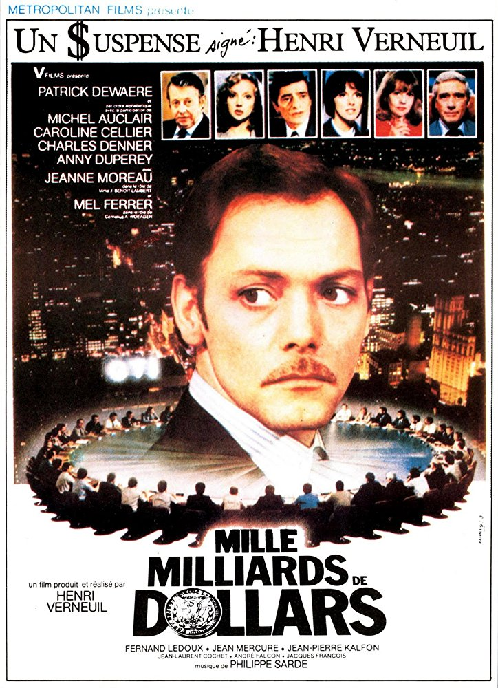 Mille milliards de dollars streaming