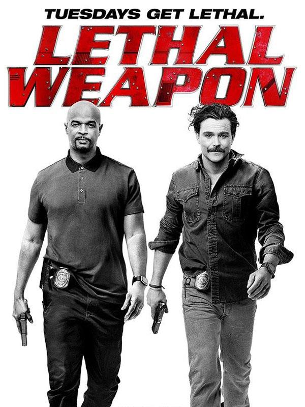 L'Arme fatale S02 (Complète) VOSTFR