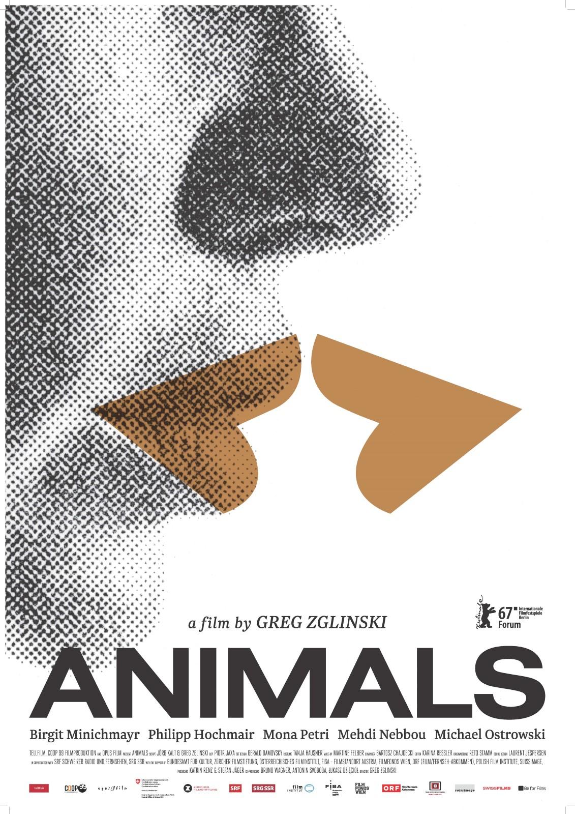affiche du film : Animals