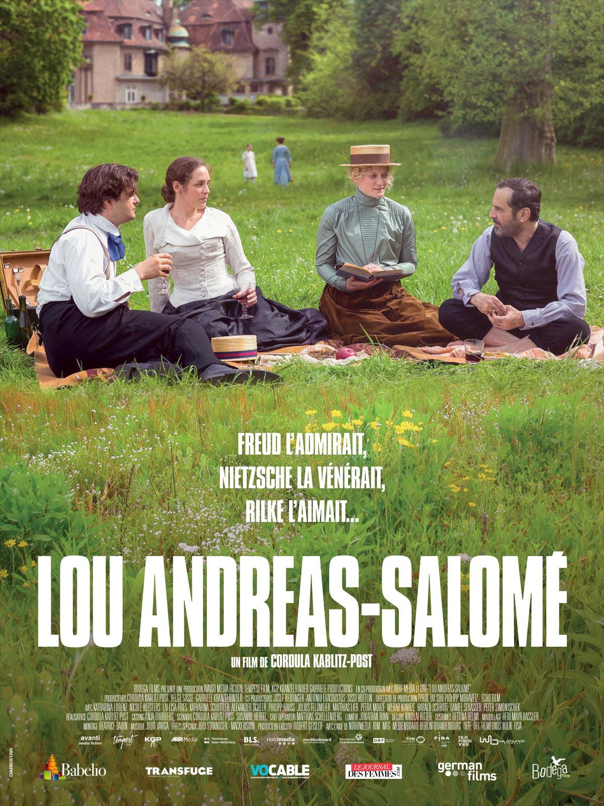 Lou Andreas-Salomé Film
