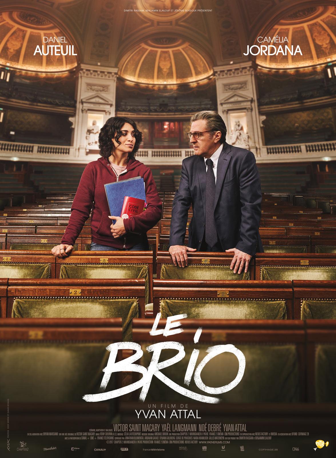 Extrem Le Brio - film 2017 - AlloCiné SJ73