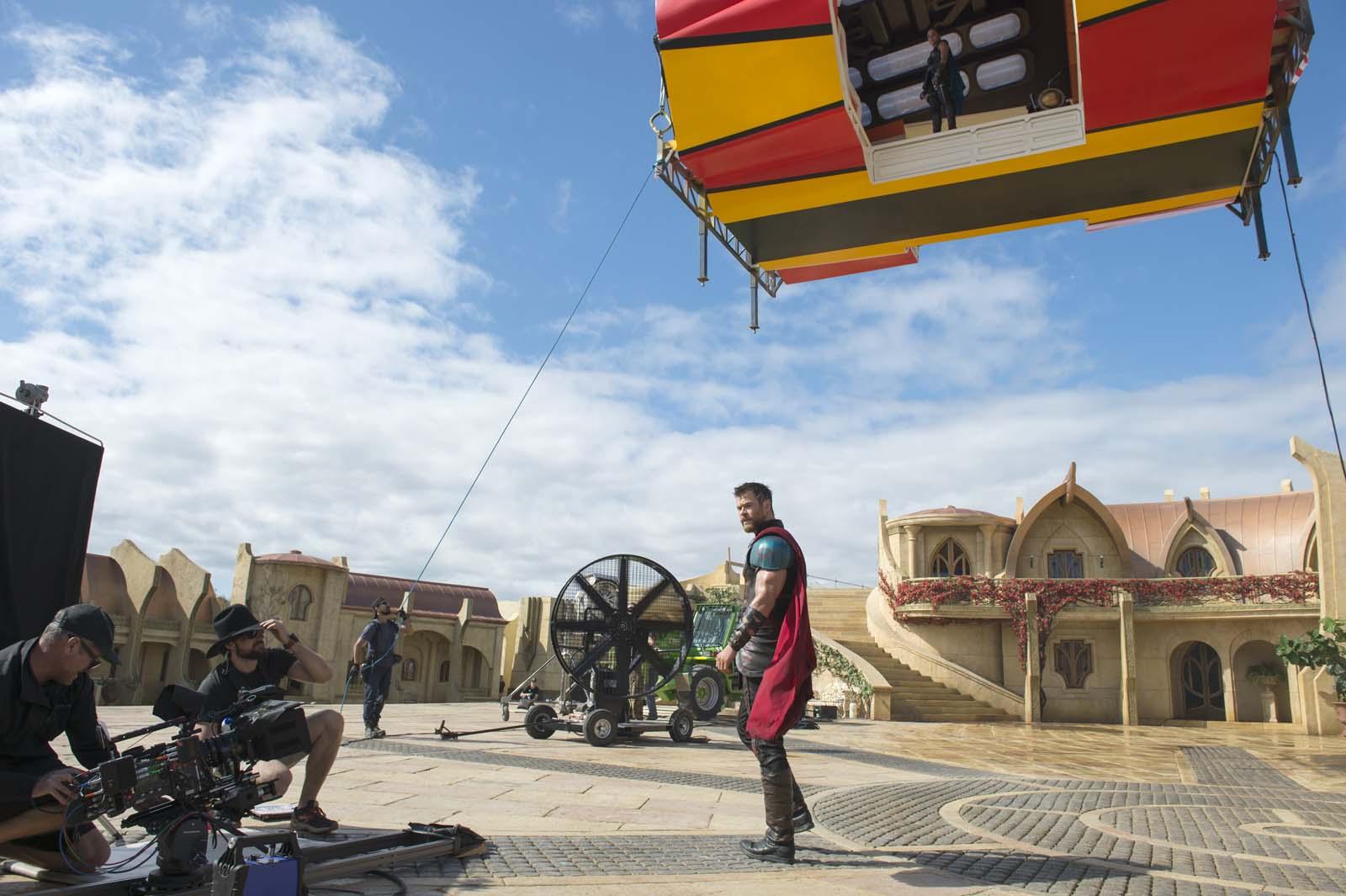 DVDRip Thor: Ragnarok