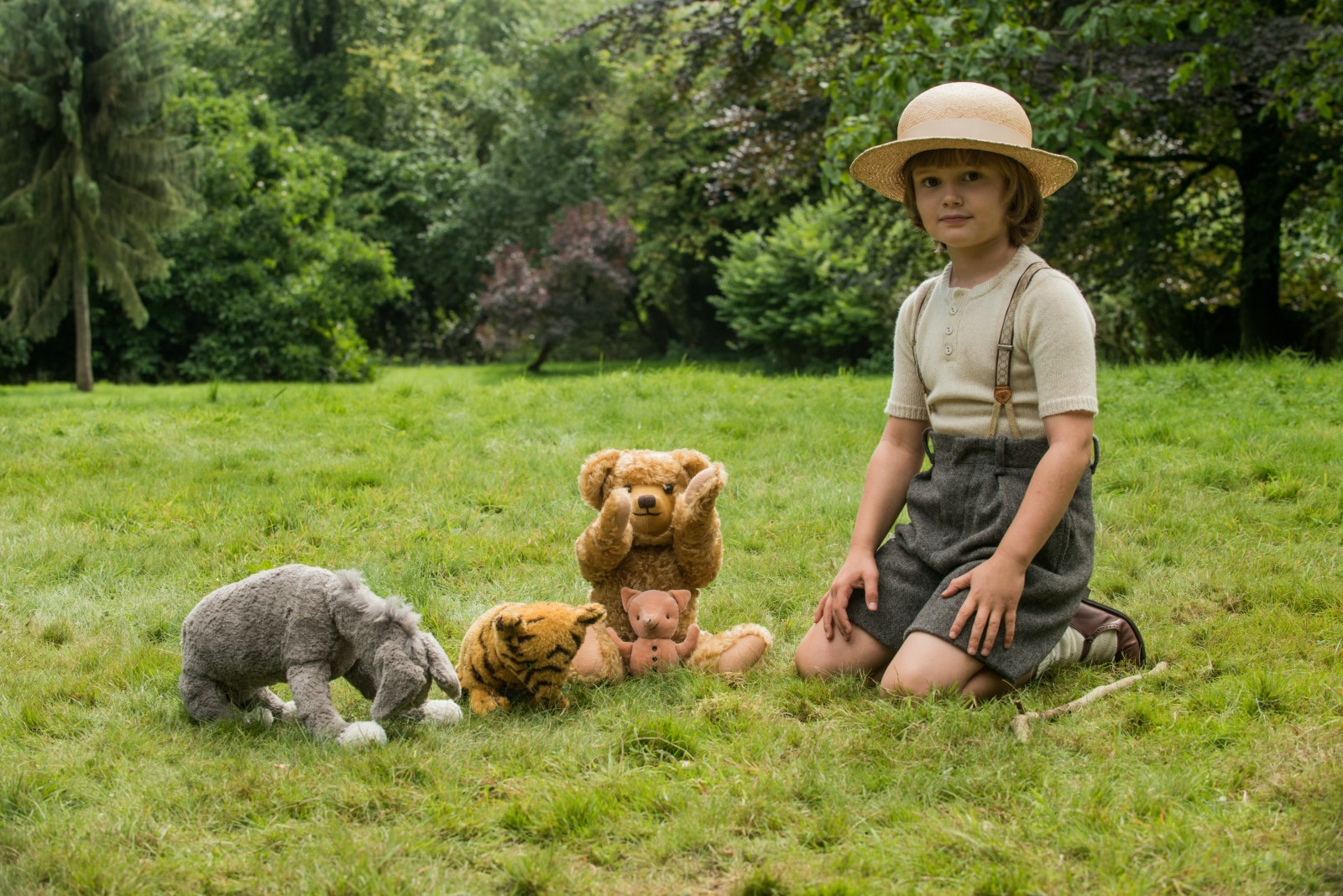Descargar Goodbye Christopher Robin