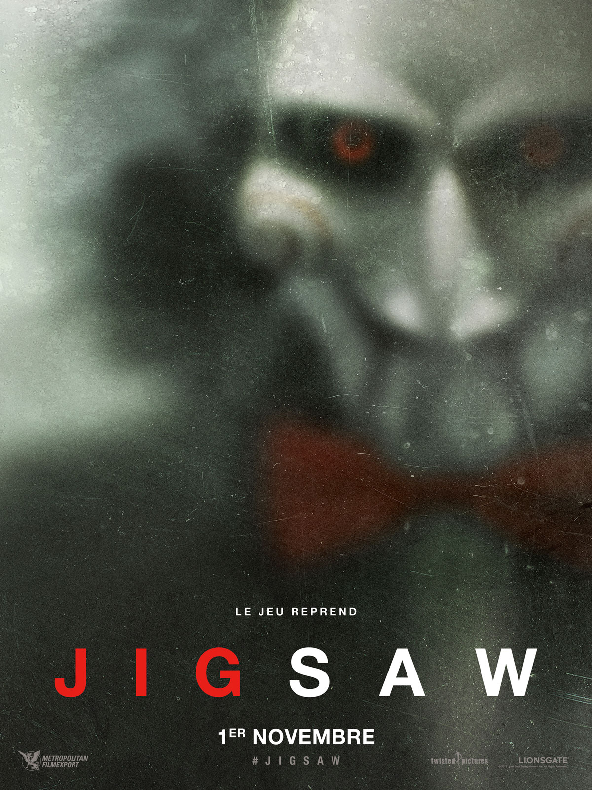 Jigsaw streaming