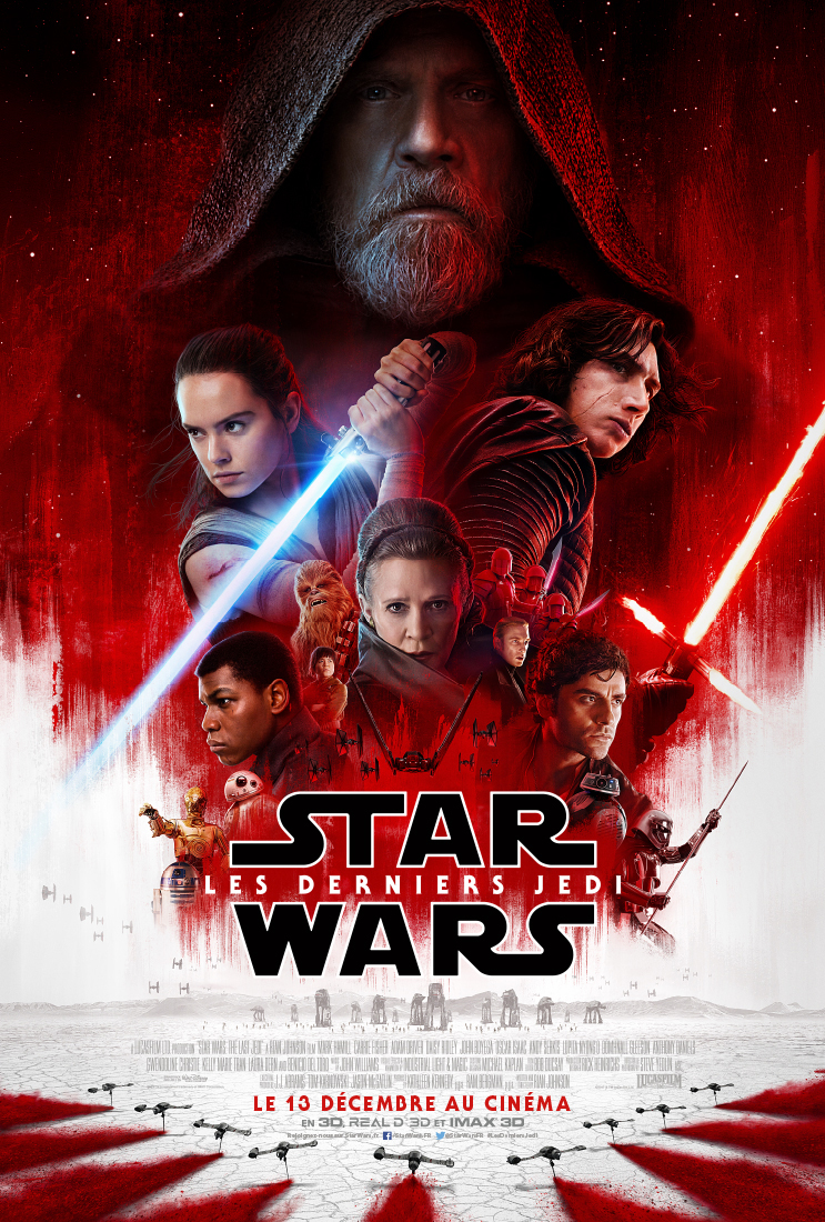 Star Wars - Les Derniers Jedi streaming