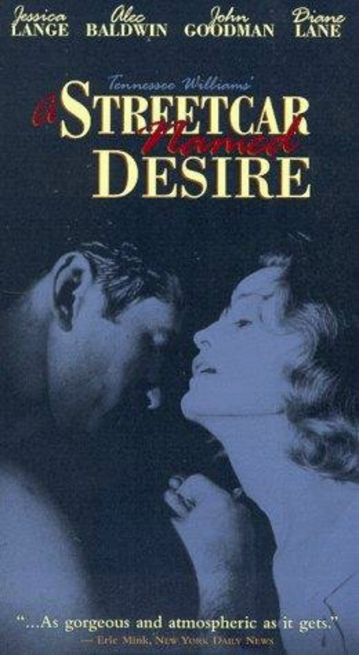 A Streetcar Named Desire Streaming 1080p Gratuit