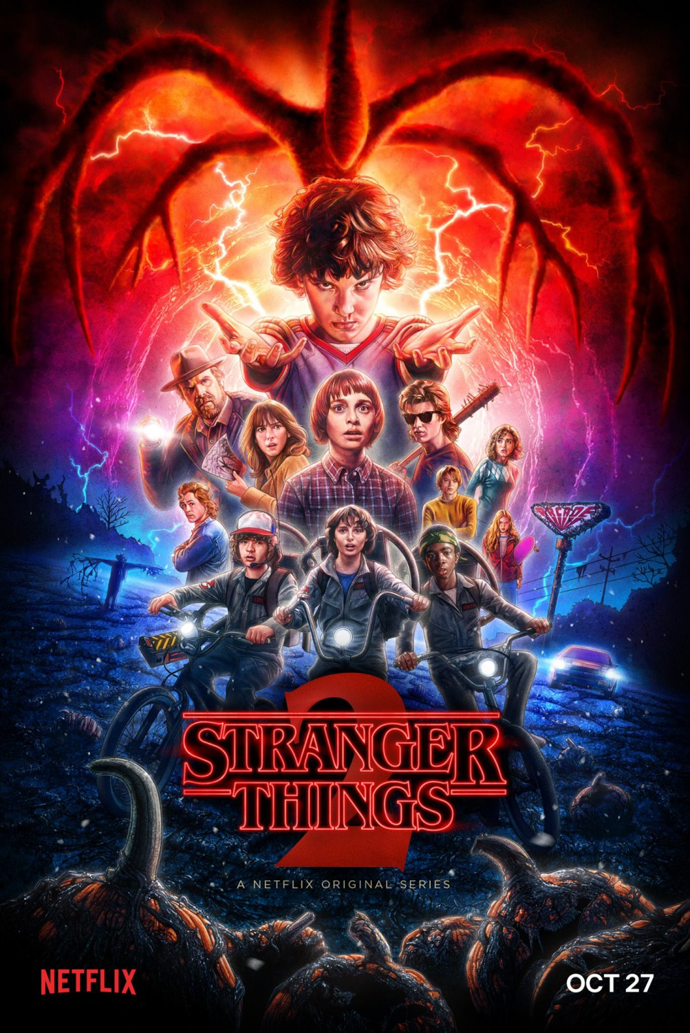 Stranger Things streaming