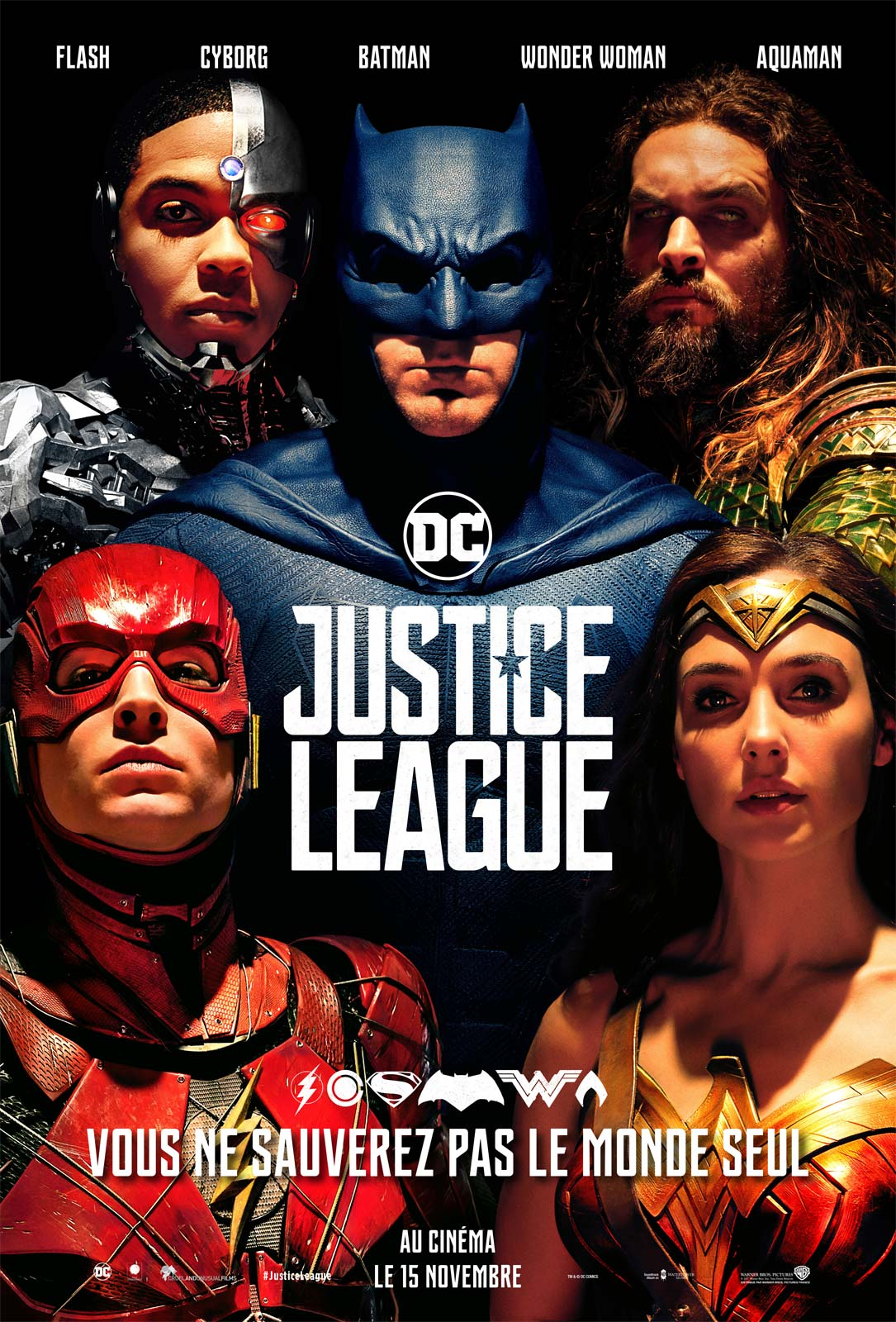 Justice League 2017 FRENCH HDRip x264