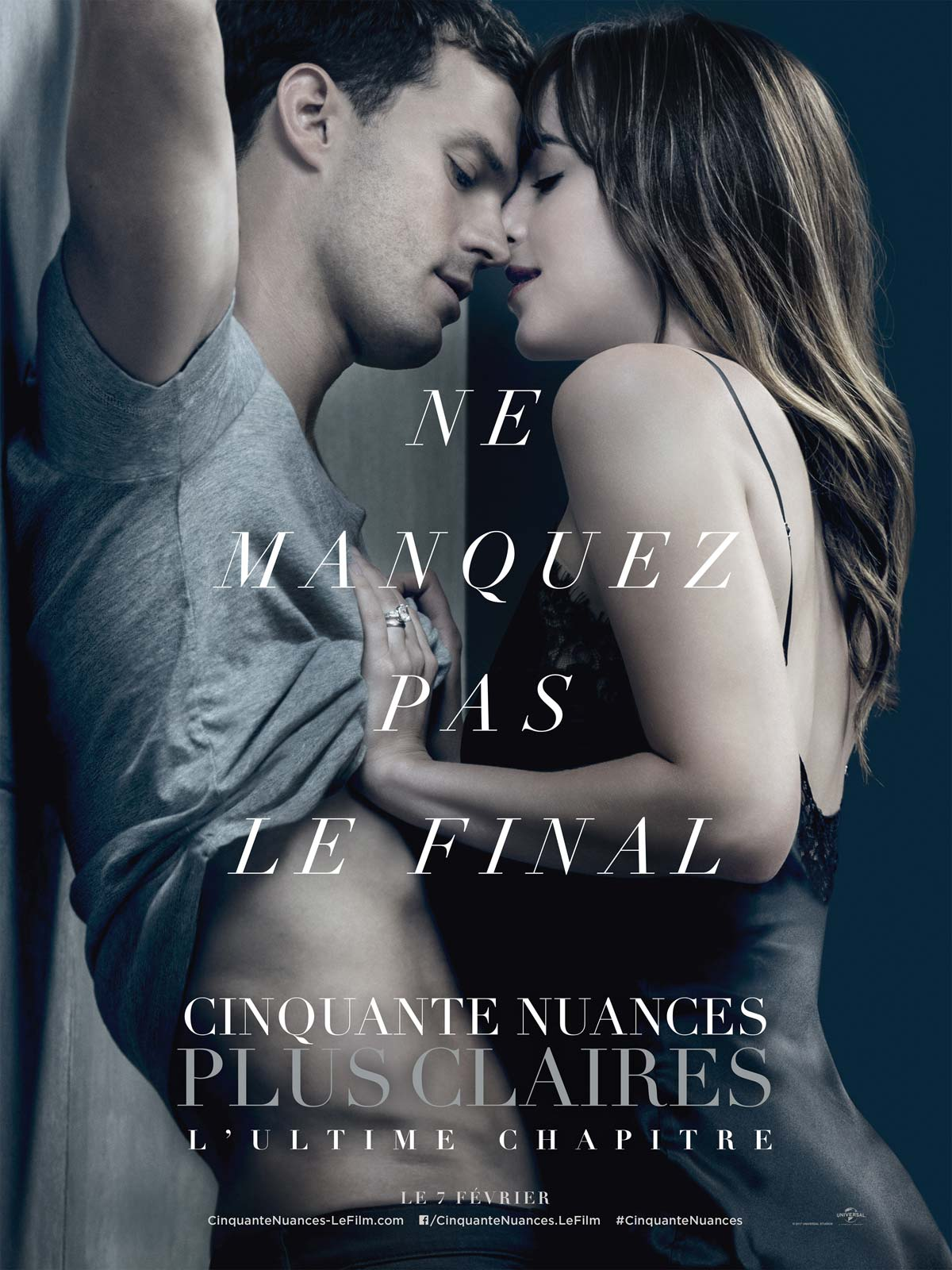 Cinquante Nuances plus claires EN STREAMING [WEB-DL 720P] [FRENCH]