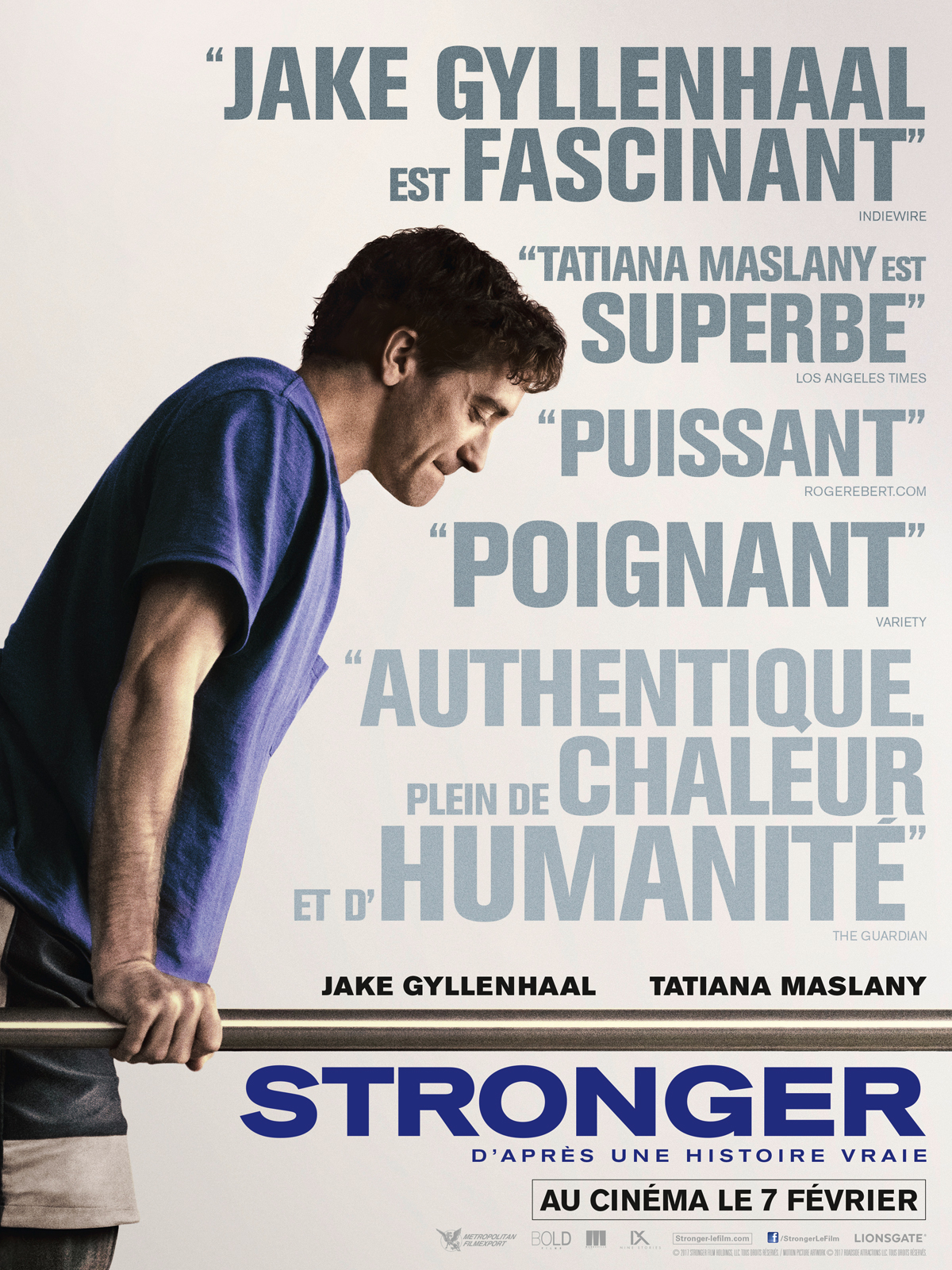 """Résultat de recherche d'images pour """"Stronger David Gordon Green jake Gyllenhaal"""""""