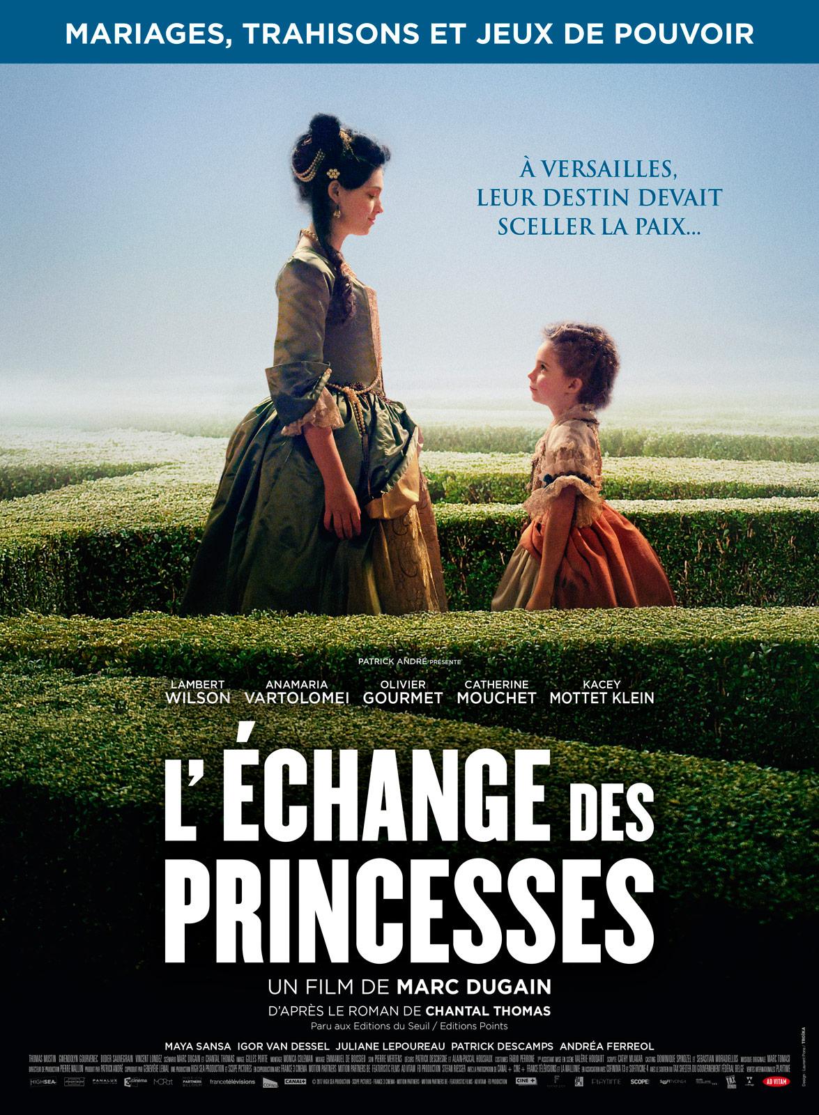 Lu0027Echange Des Princesses