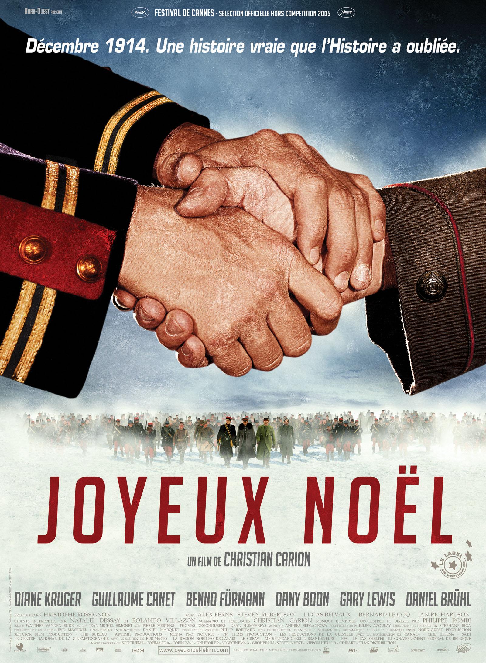 Joyeux Noel Streaming.Joyeux Noel Film 2005 Allocine