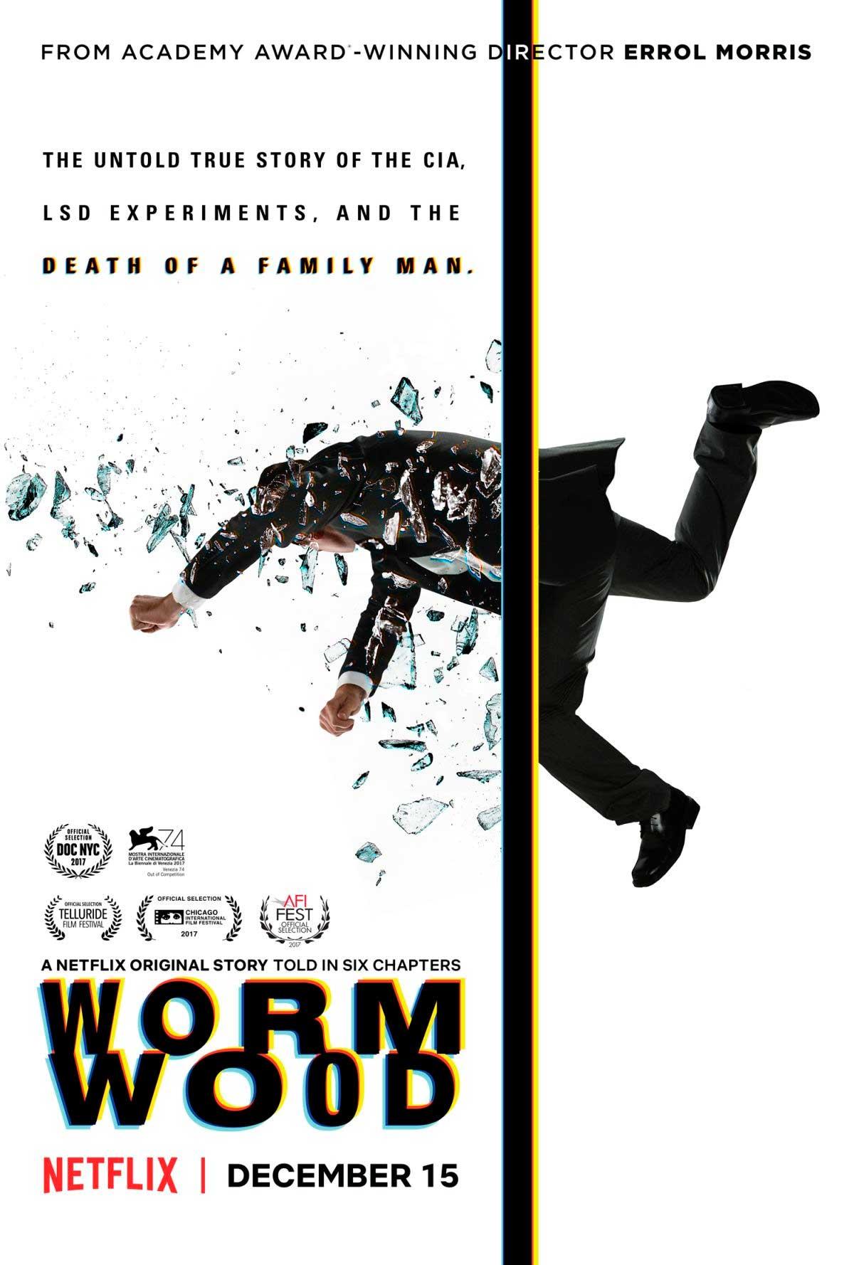 Affiche de la série Wormwood