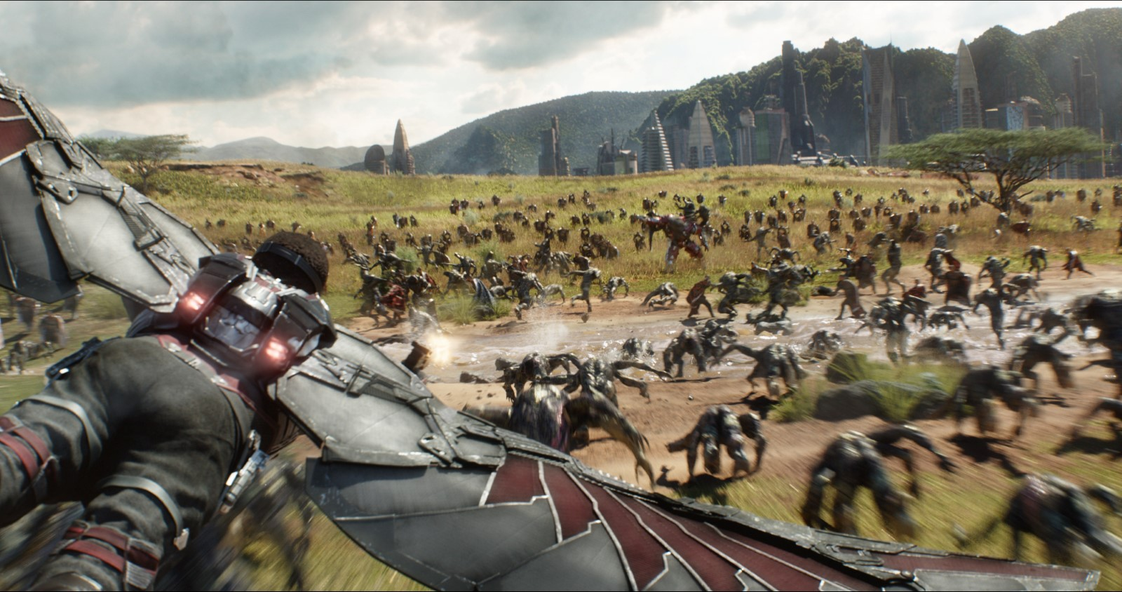 DVDRip Vengadores: Infinity War
