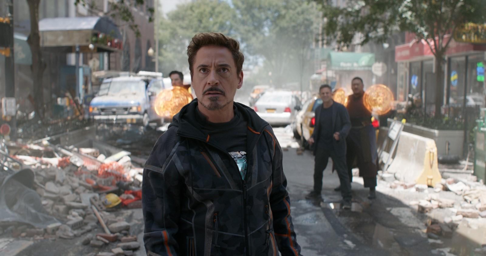 Descargar Vengadores: Infinity War