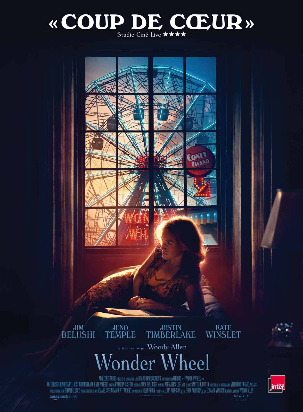 Image du film Wonder Wheel