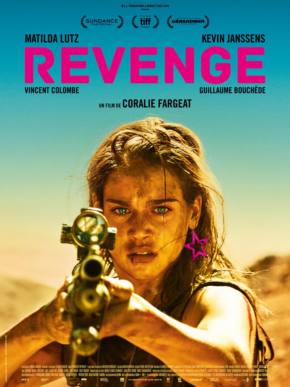 Revenge streaming