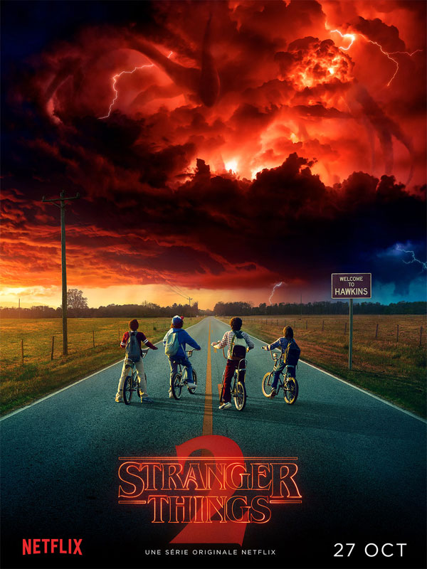 9 - Stranger Things