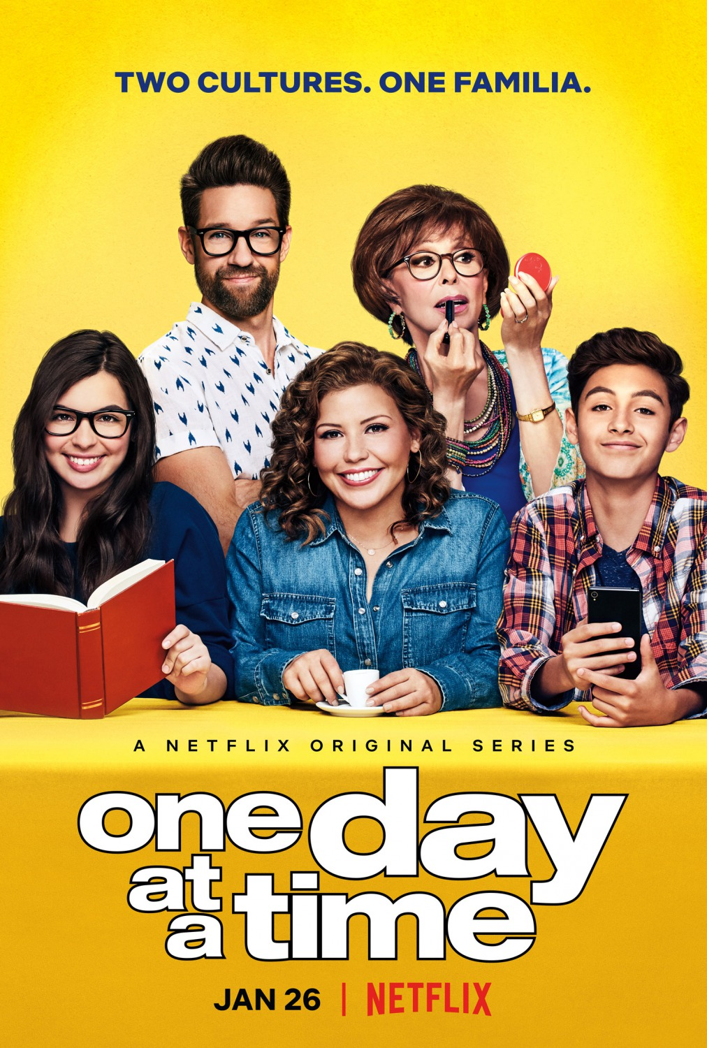 One Day At A Time Netflix Penelope