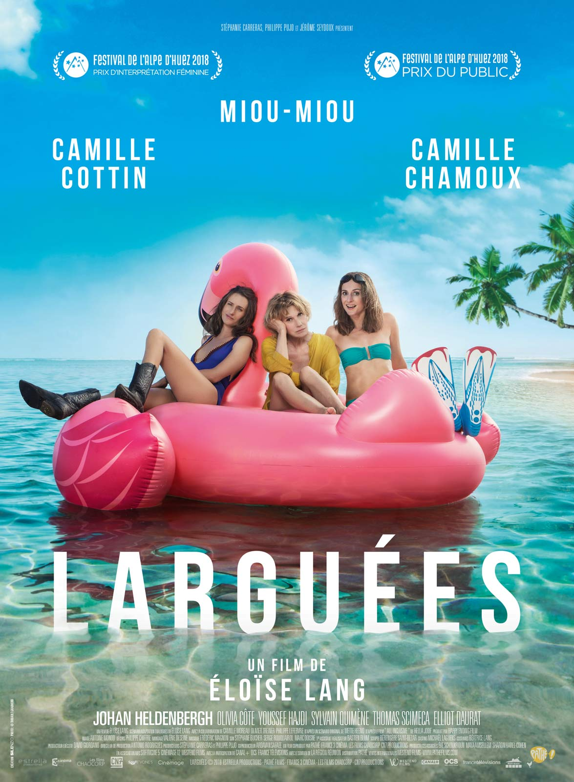 Larguées streaming