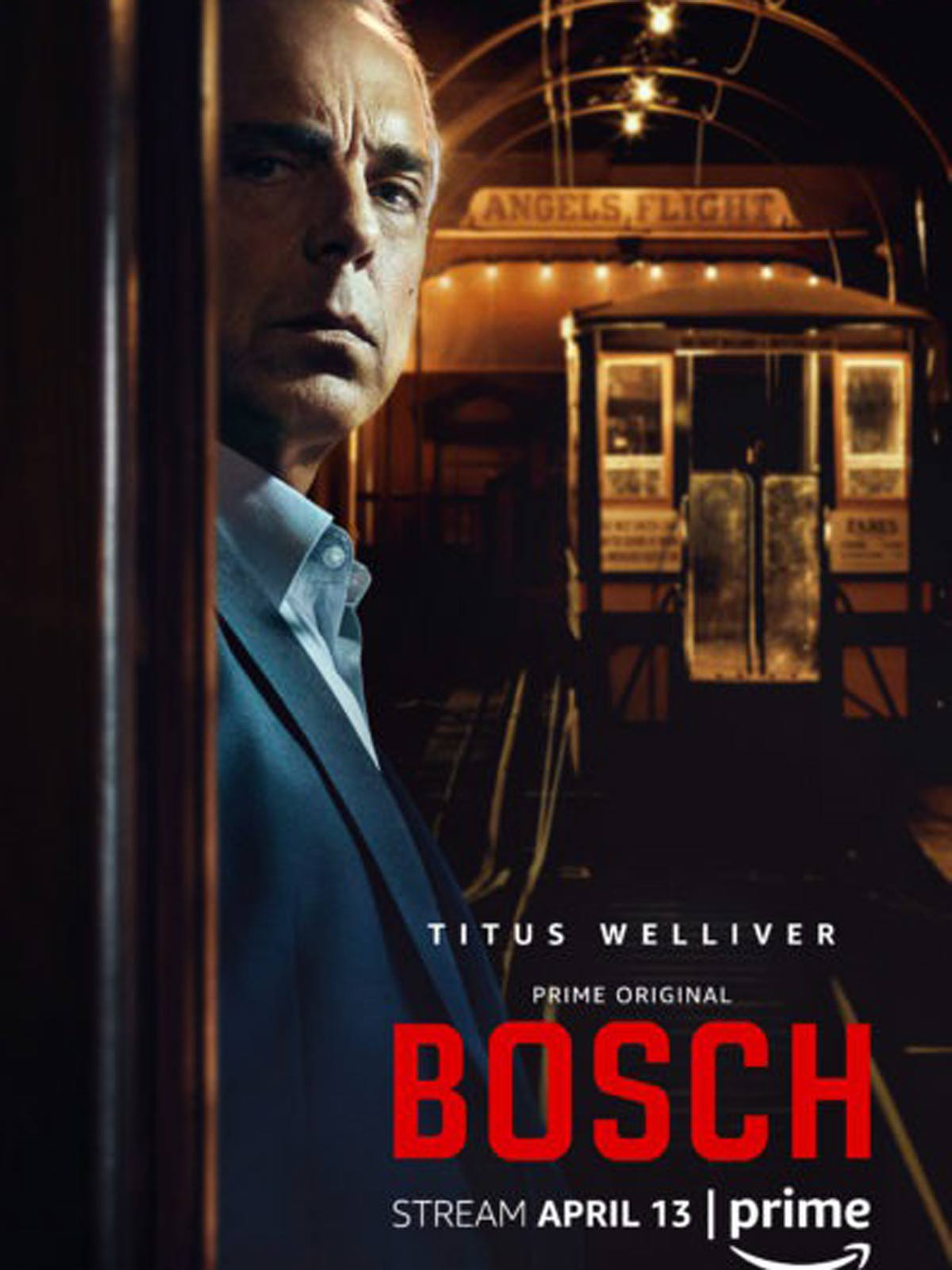 Harry Bosch streaming