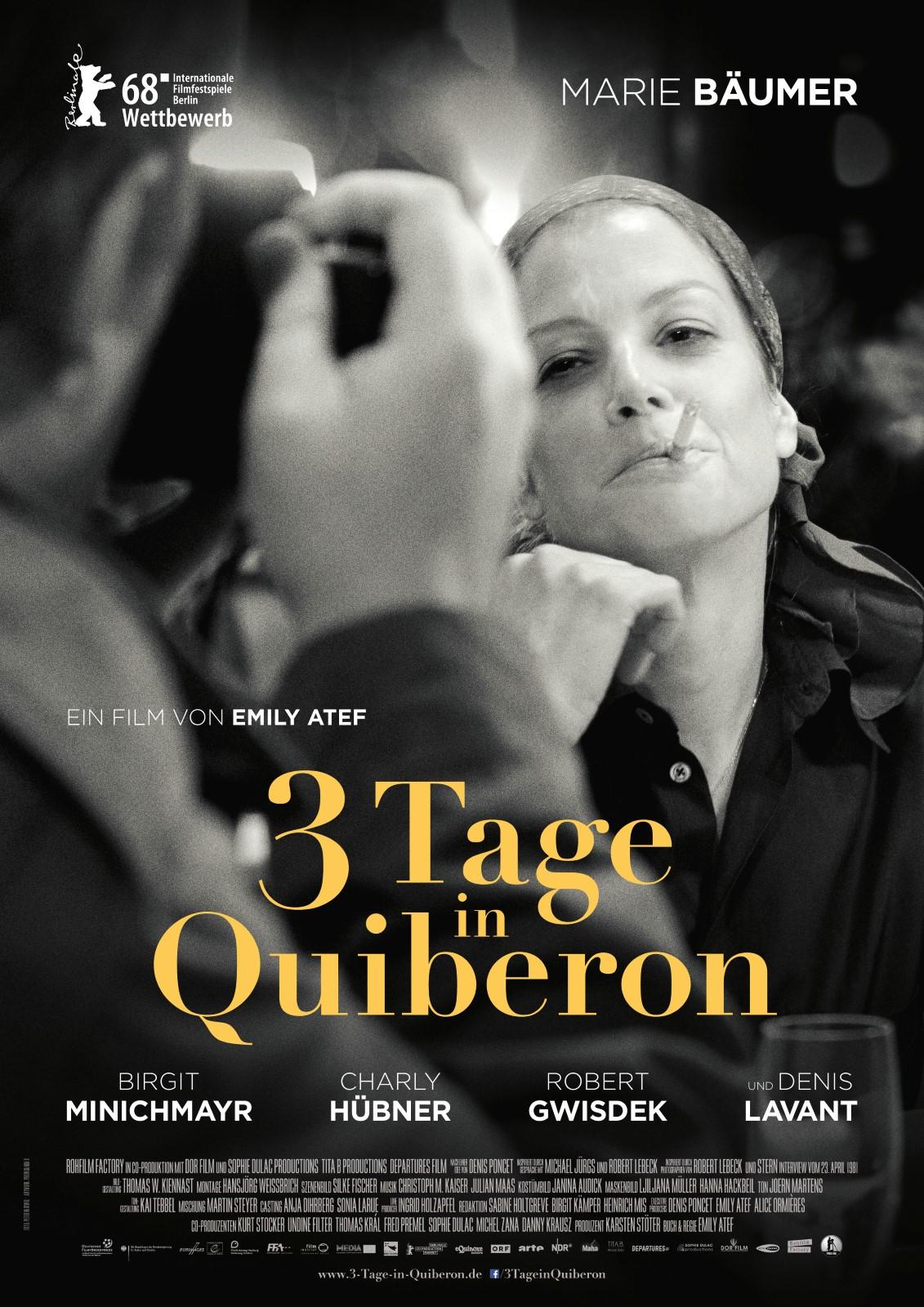 3 jours à Quiberon streaming