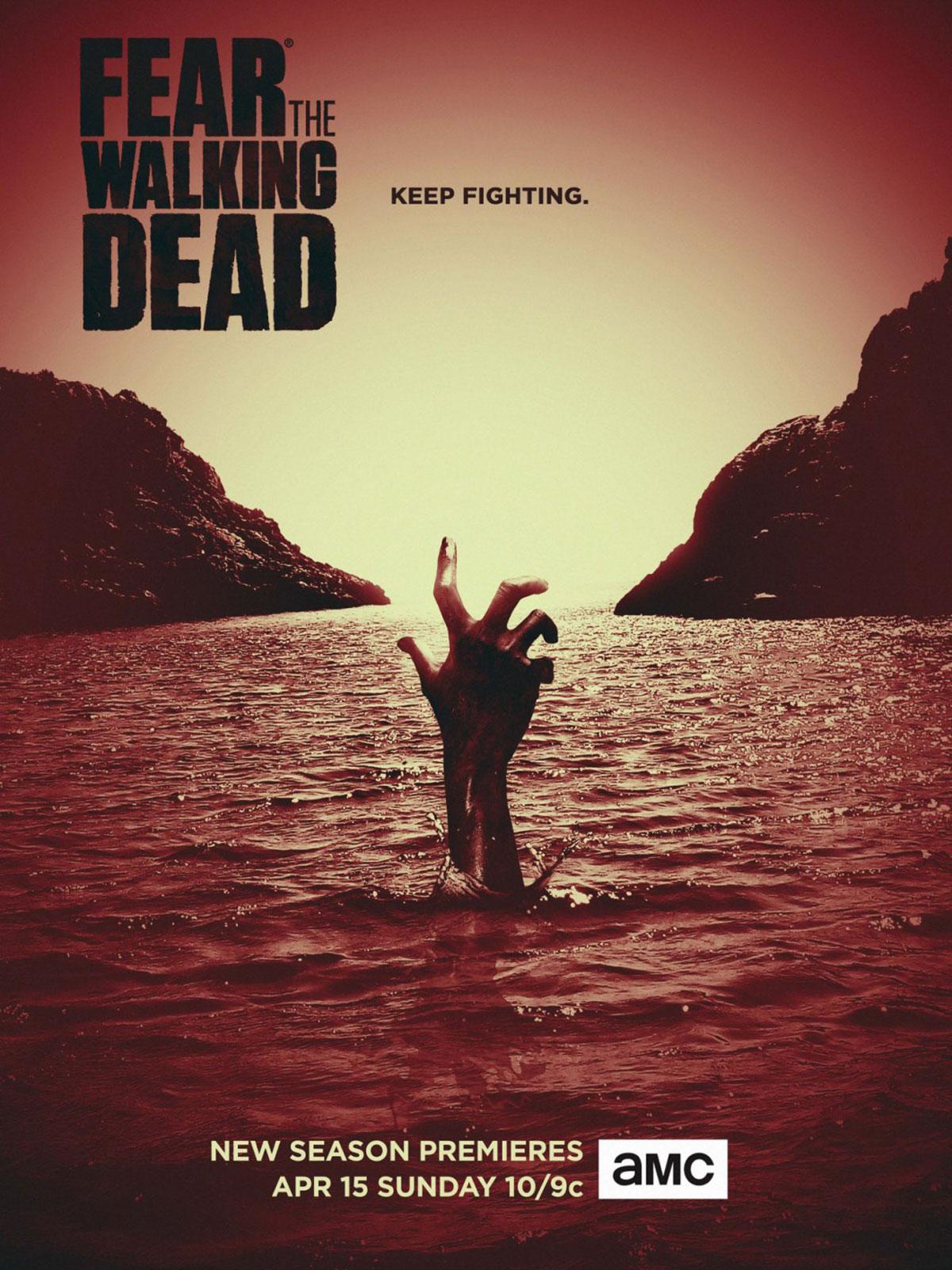 11 - Fear The Walking Dead