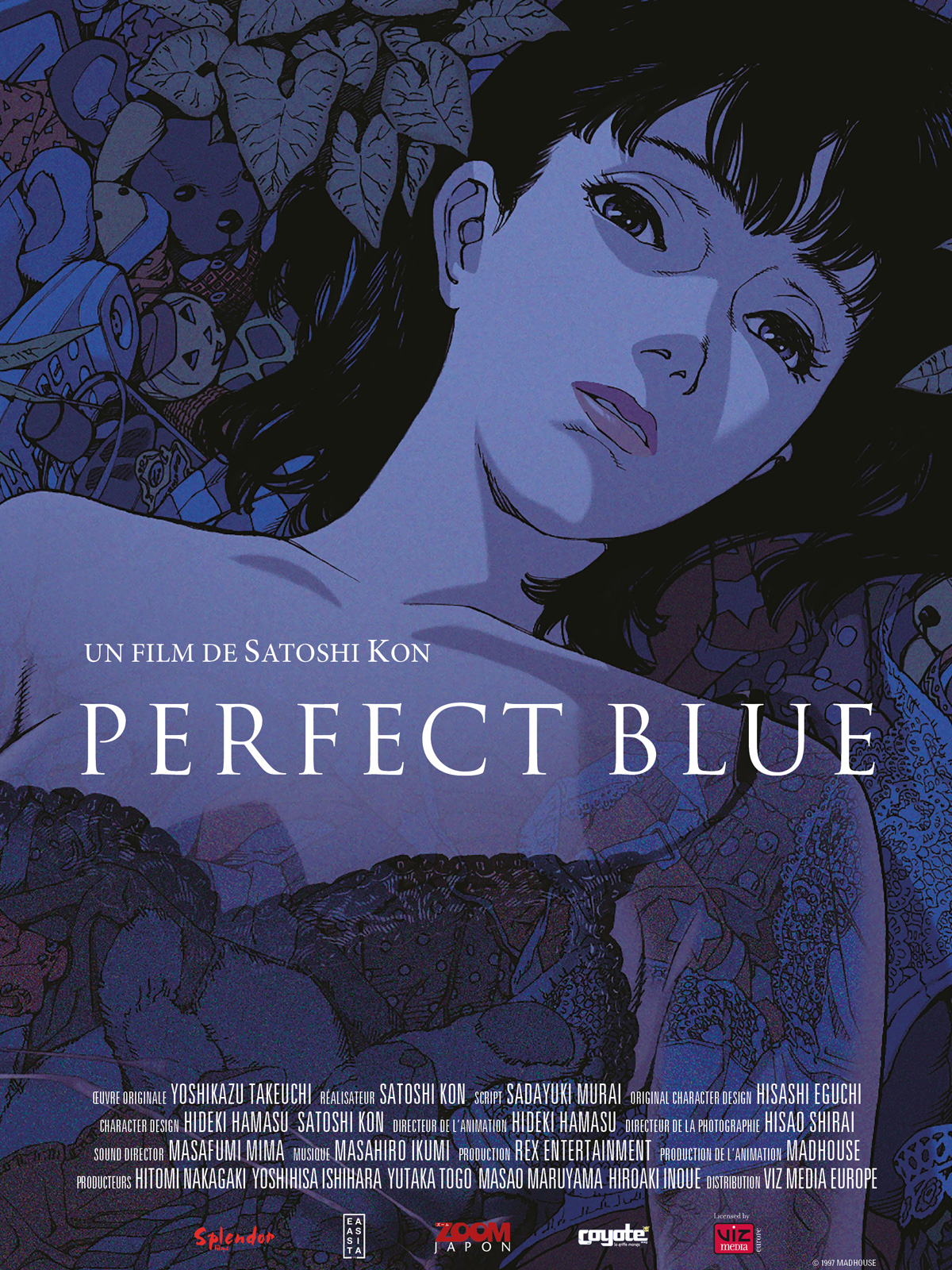 perfect blue Perfect blue, the groundbreaking and rarely screened first film from the legendary director satoshi kon (paprika, paranoia agent), returns to theaters for its 20th anniversary in a brand new digital transfer.
