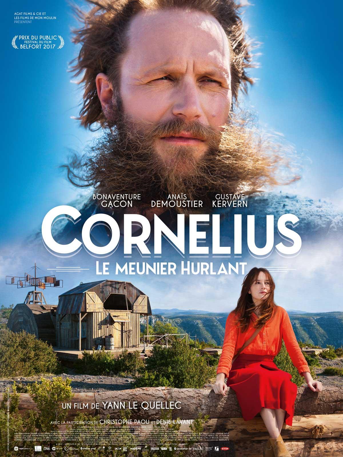 Cornélius, le meunier hurlant HDRip | FRENCH