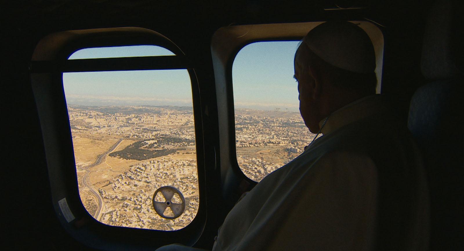 Le Pape François - Un homme de parole DVDRip