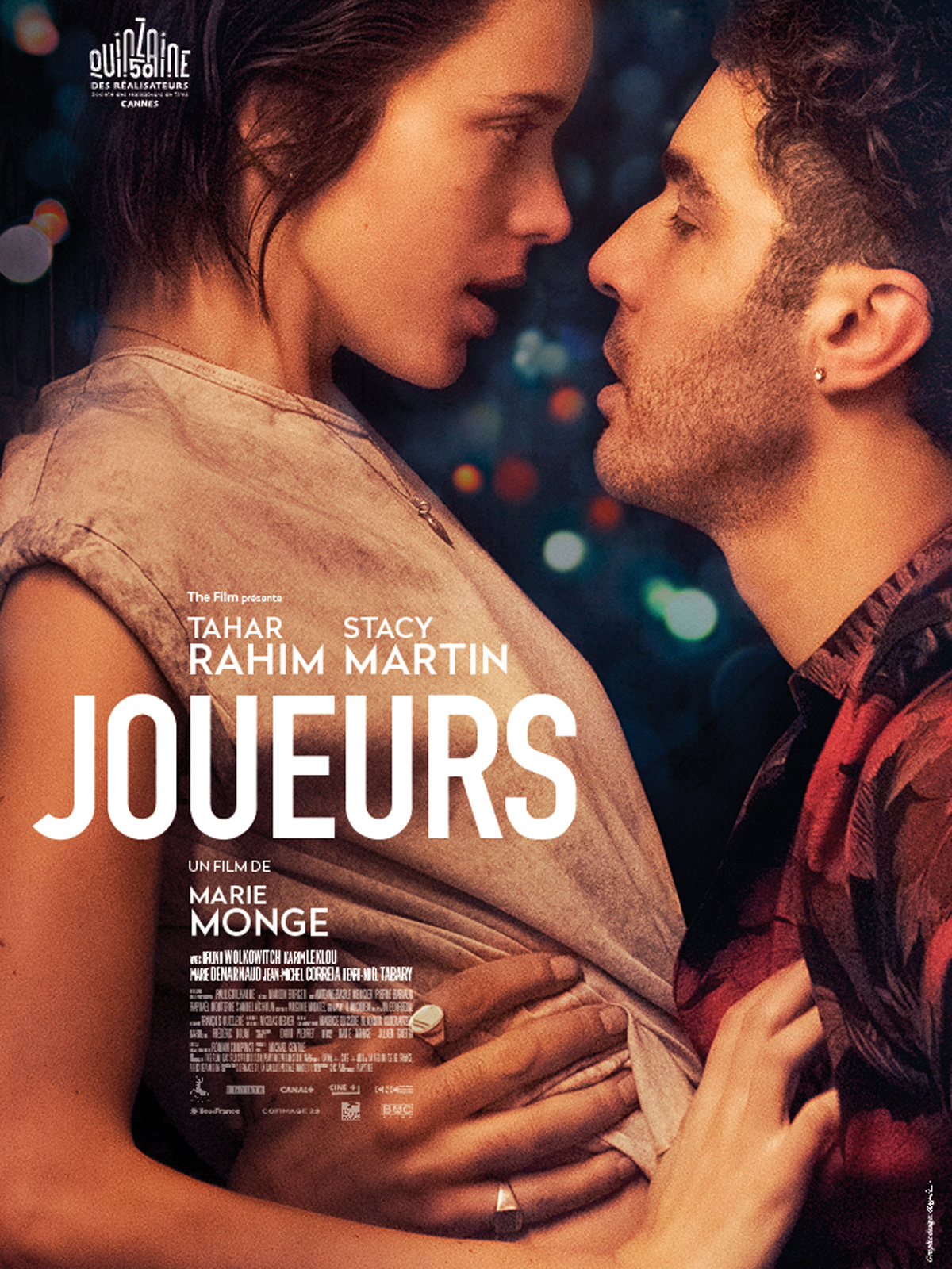 Joueurs film 2017 allocin for Film sedia a rotelle 2018