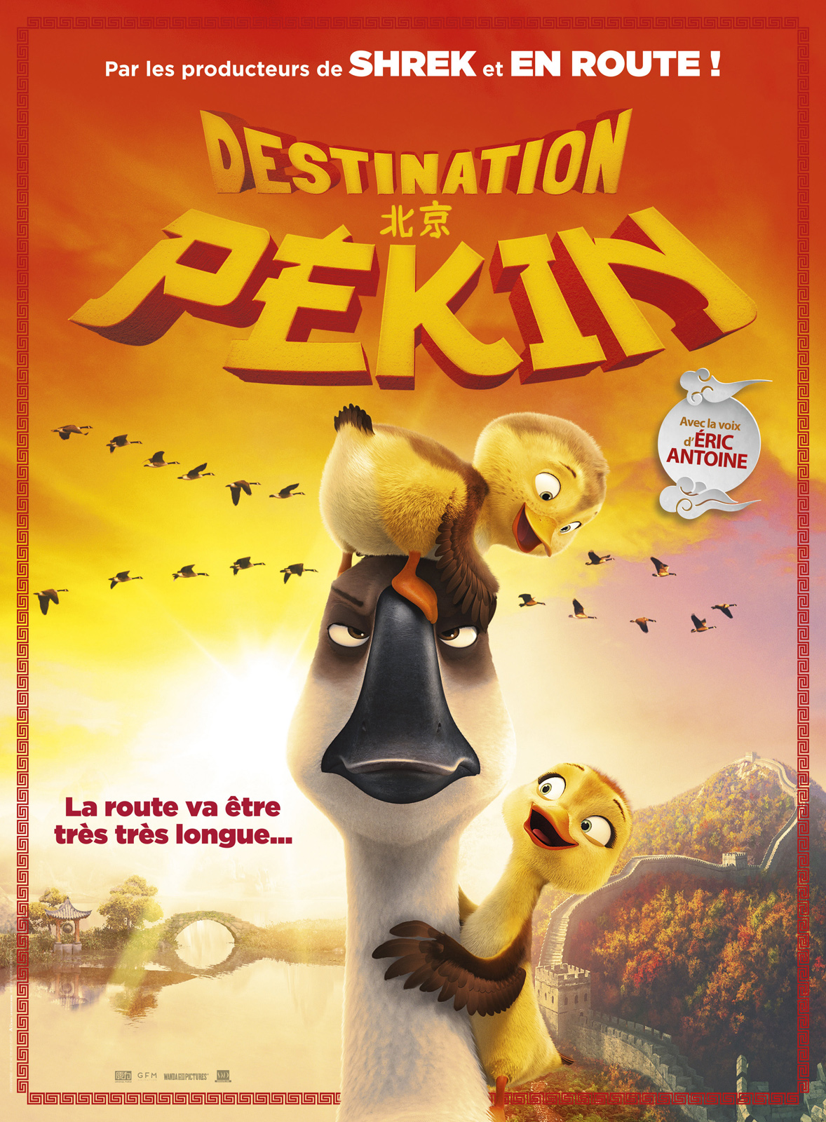 Destination Pékin ! streaming