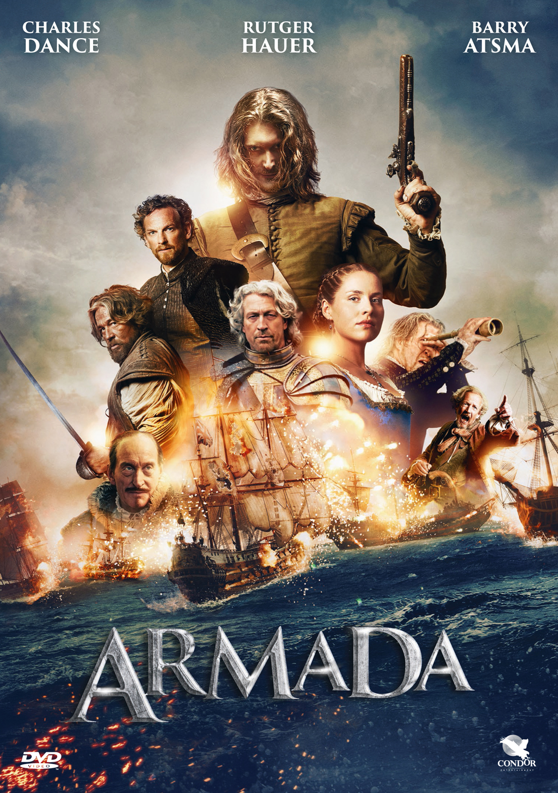 Armada film 2015 allocin for Film sedia a rotelle 2018