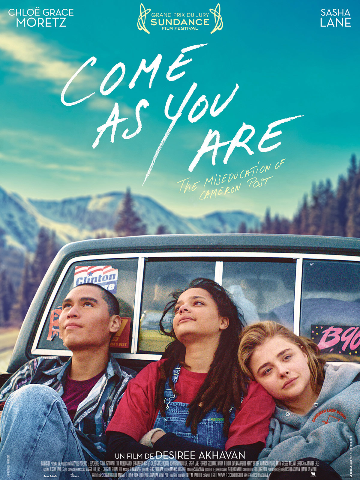 The Miseducation Of Cameron Post Stream