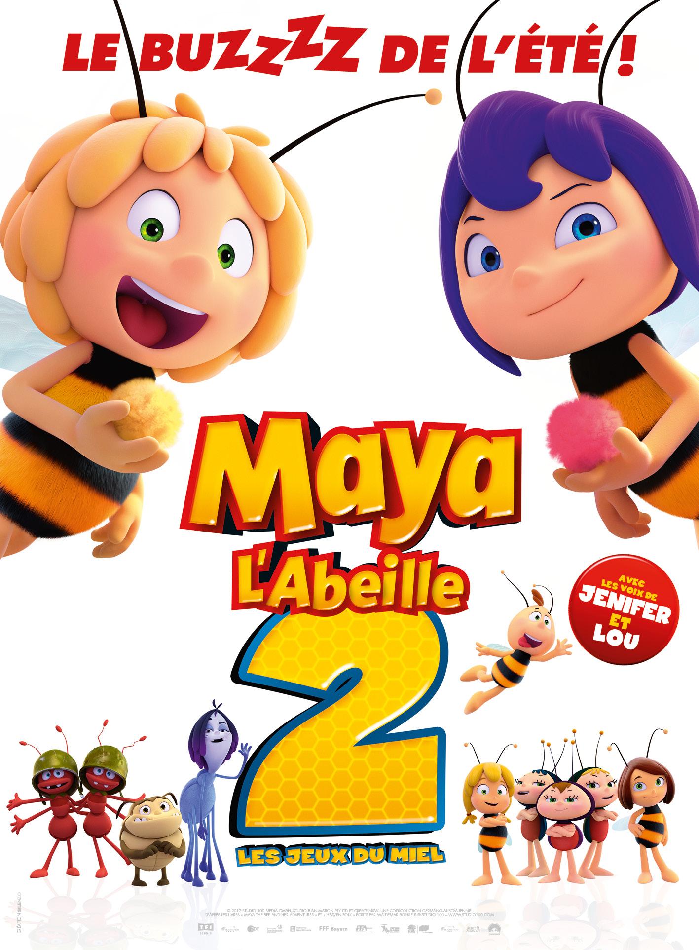 Casting Du Film Maya L Abeille 2 Les Jeux Du Miel Réalisateurs