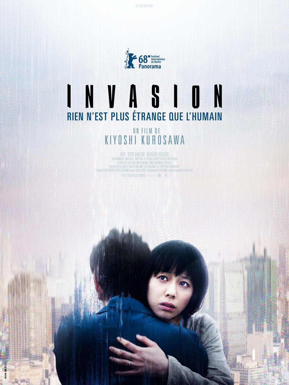 invasion film 2017 allocin. Black Bedroom Furniture Sets. Home Design Ideas