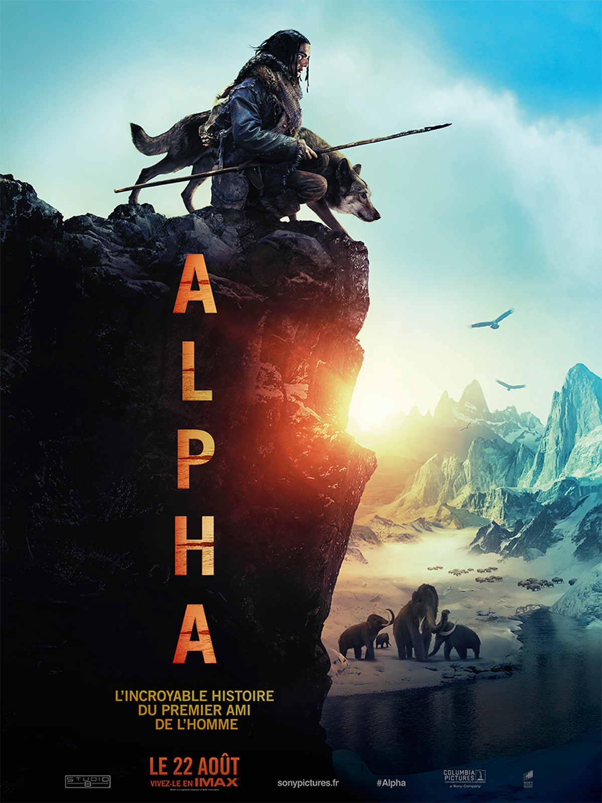 Alpha 2018 Qualité HDCam | English