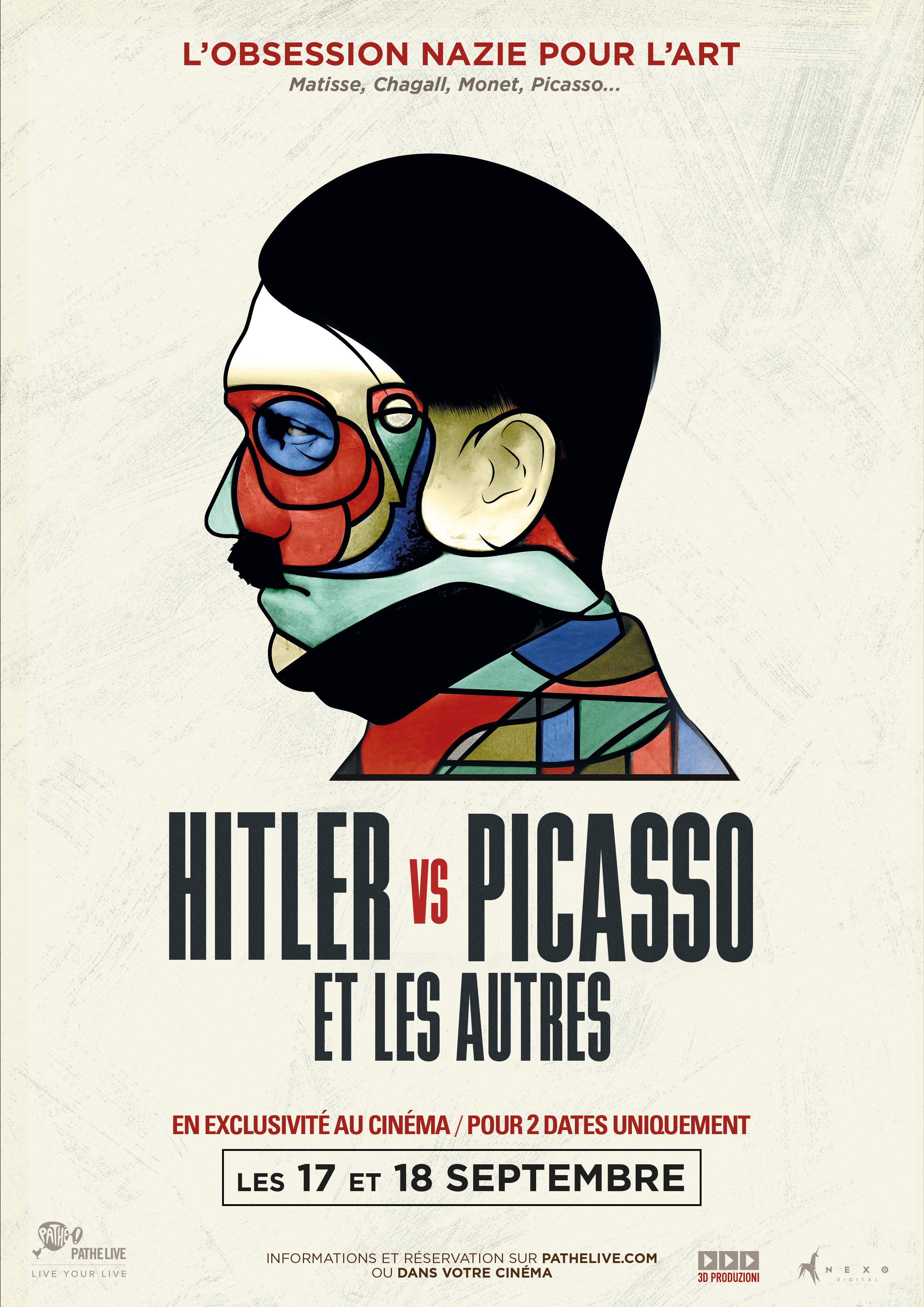 Image du film Hitler versus Picasso and the Others