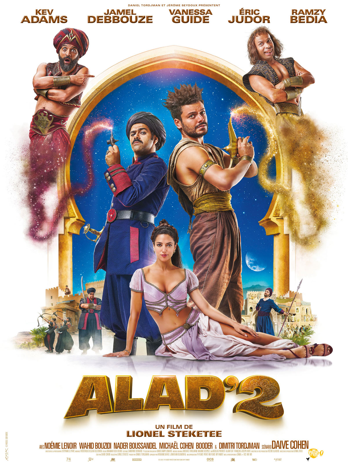 Alad'2 streaming