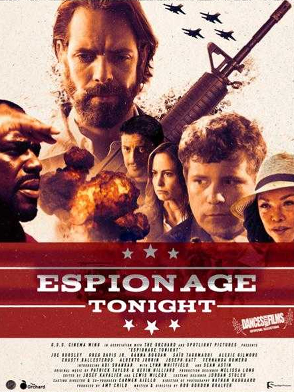 Espionage tonight Qualité BDRIP | VOSTFR