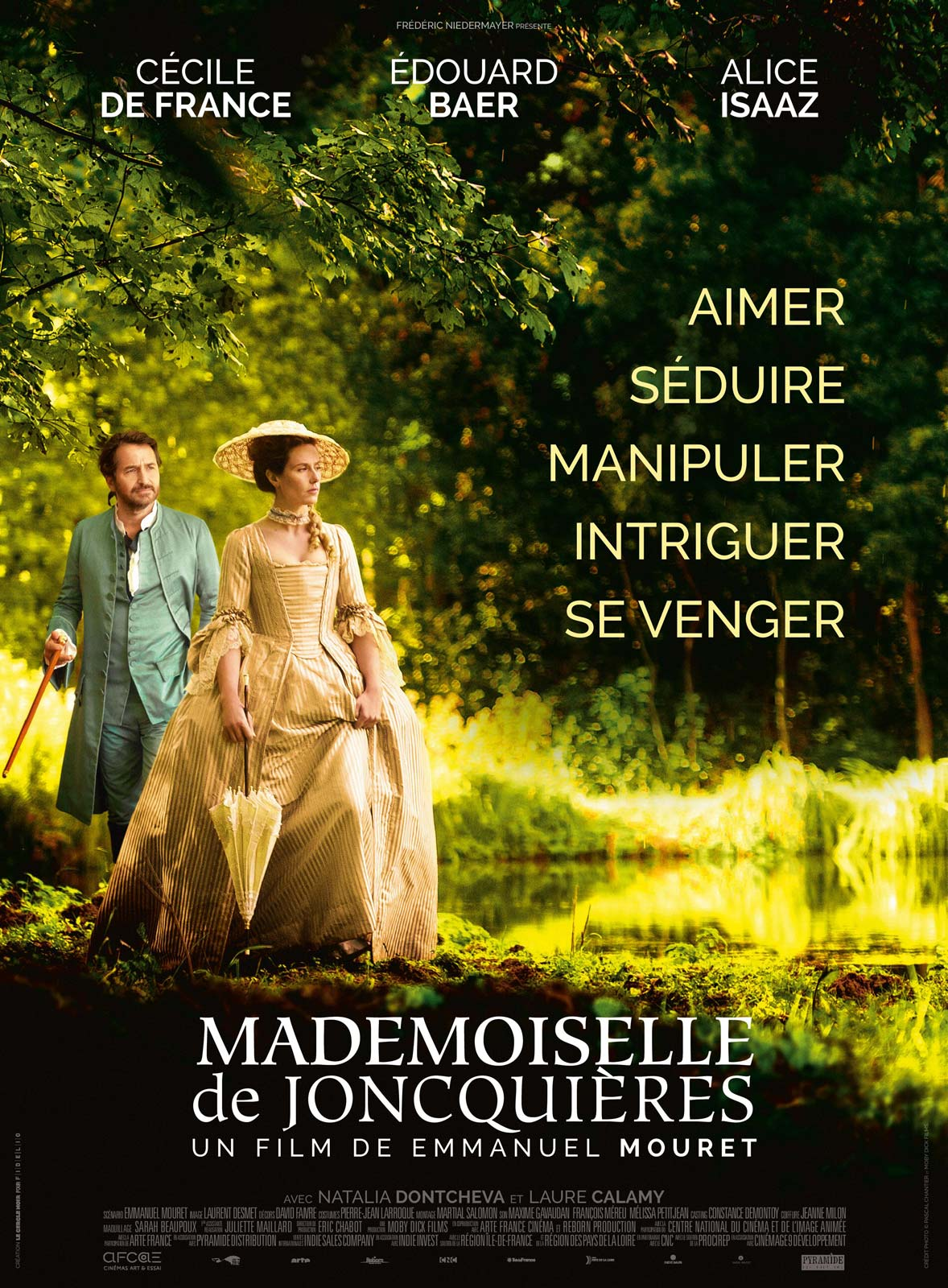 Mademoiselle de Joncquières streaming