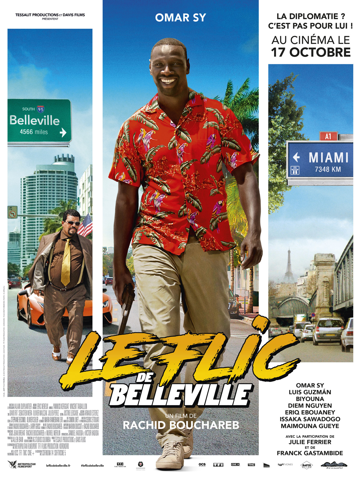 Le Flic de Belleville streaming